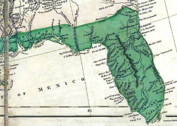 Arrowsmith Map 1802