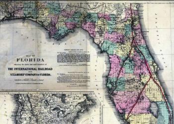 Bloxham Map 1884