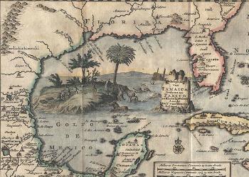 Vander Map 1714