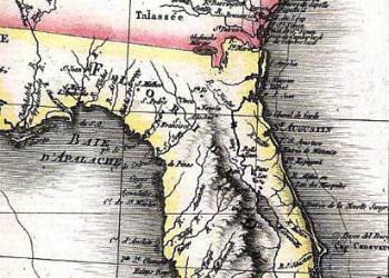 Tardieu Map 1806