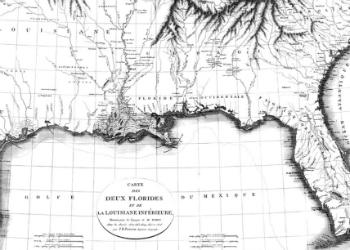 Poirson Map 1807