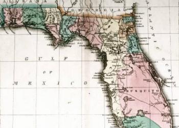 Drayton Map 1827