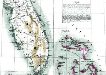 Vallandermaelen Map 1827