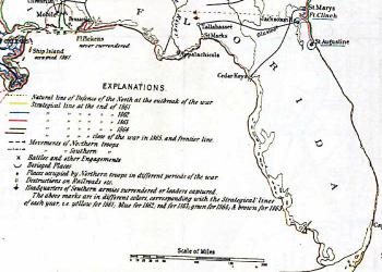 Sigel Map 1861-1865