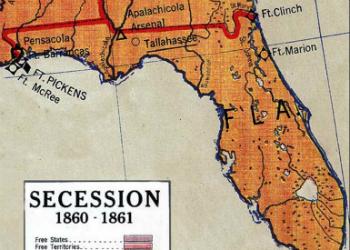 Blair Map 1861