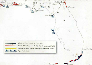Lindenkohl Map 1863